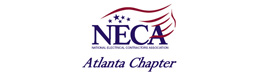 Atlanta Chapter NECA Logo